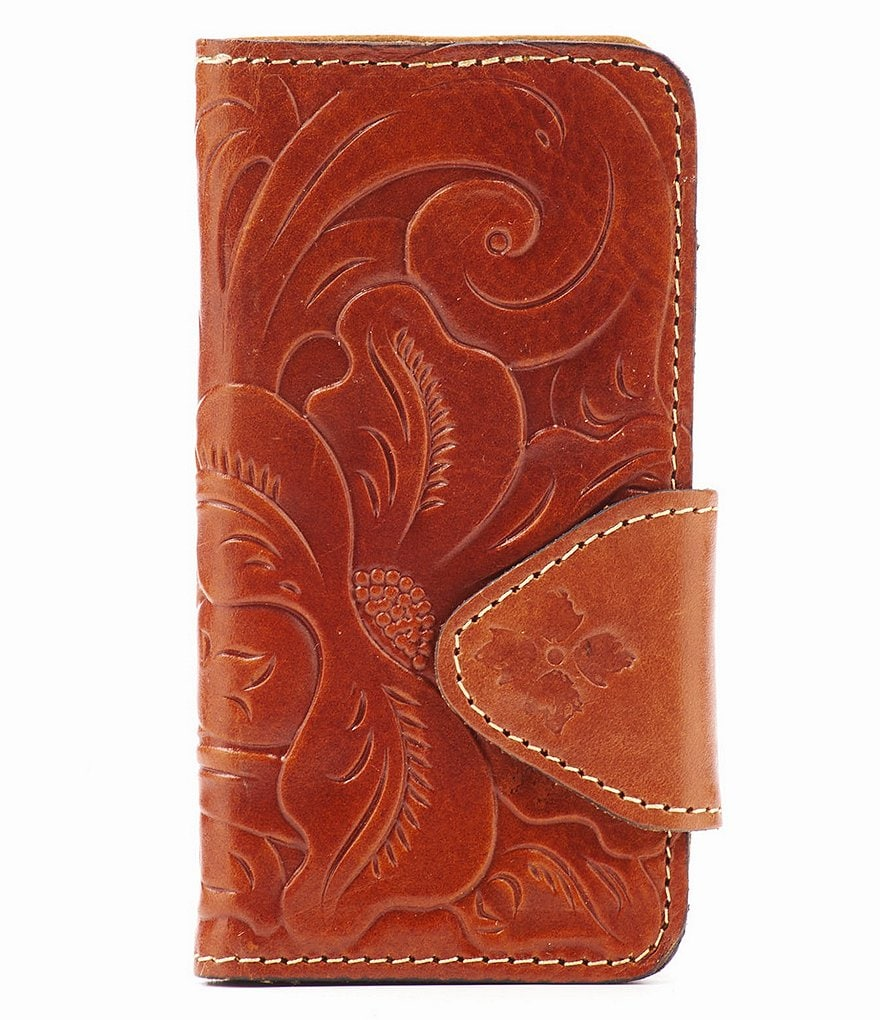 Patricia Nash Tooled Collection Fiona iPhone 6 Wallet Case