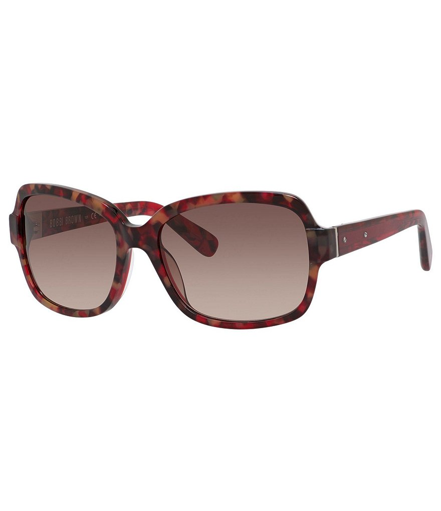 Bobbi Brown The Evelyn Oversized Square Gradient Sunglasses