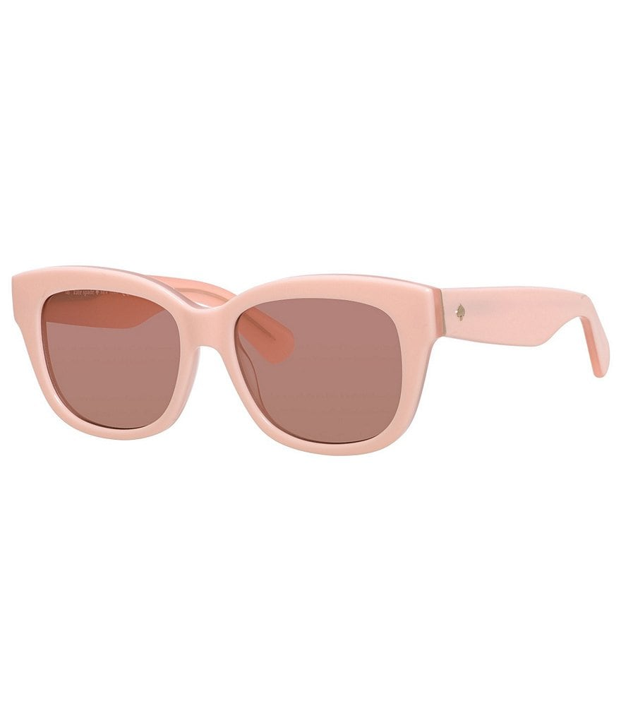 kate spade new york Lorelle Classic Retro Rectangle Sunglasses