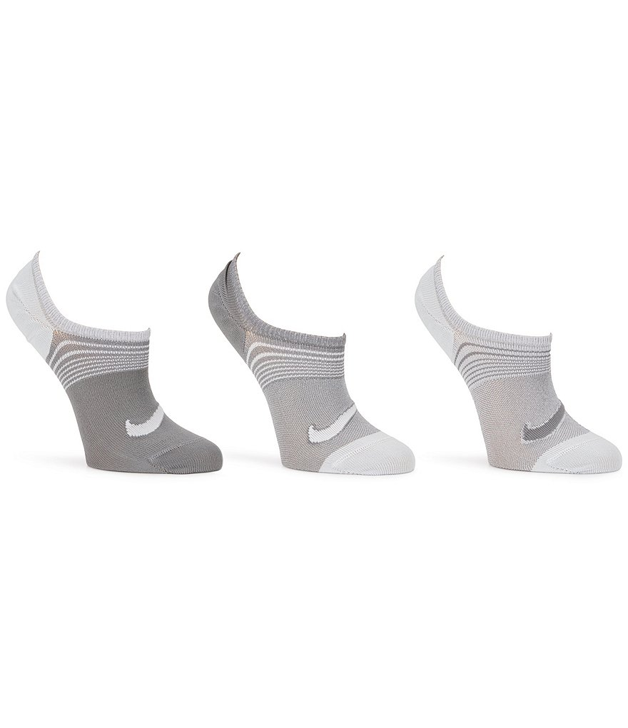 Nike Lightweight No-Show Women´s Training 3-Pair Socks