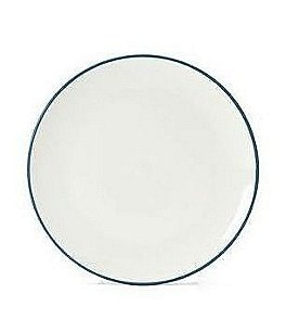 Noritake Colorwave Coupe Matte & Glossy Stoneware Salad Plate Image