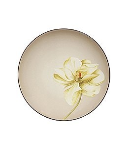 Noritake Colorwave Coupe Floral Stoneware Accent Salad Plate Image