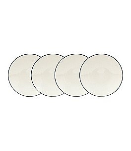 Noritake Colorwave Coupe Matte & Glossy Stoneware Bread & Butter Plates, Set of 4 Image
