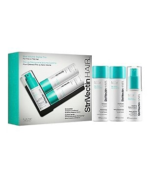StriVectin HAIR Max Volume Starter Trio for Fine or Flat Hair