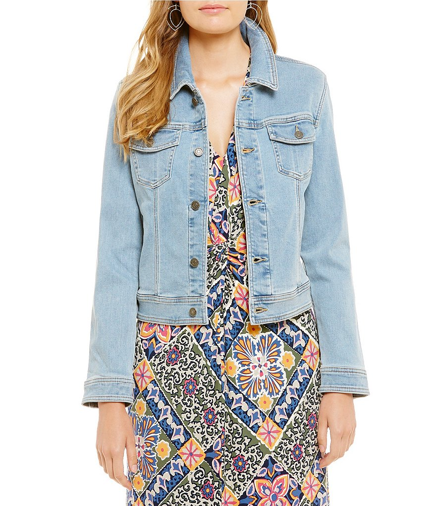 Tommy Bahama Tema Denim Jacket