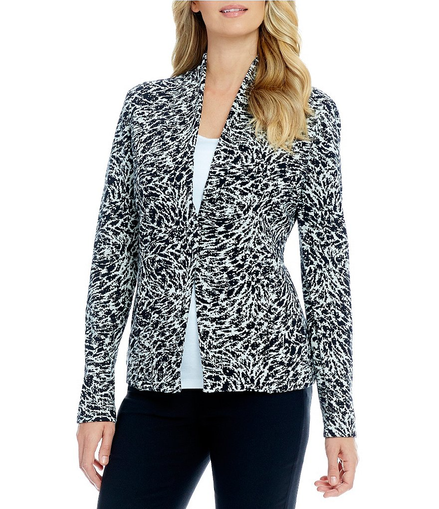 ZOZO Stephanie Printed Jacket