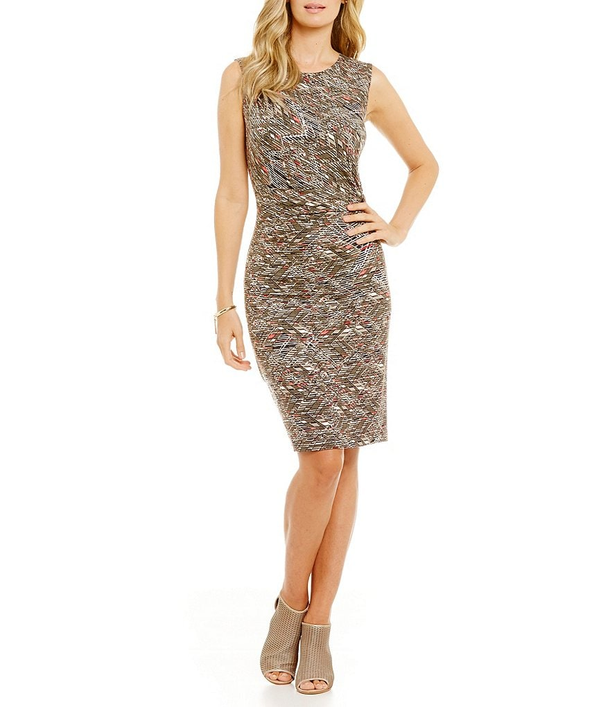 ZOZO Twist Sleeveless Dress