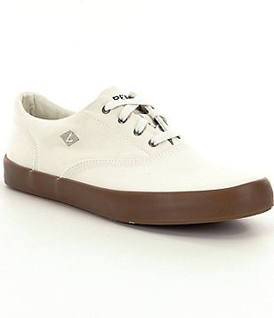 Sperry Men´s Wahoo CVO Canvas Wave-Siping™ Sneakers