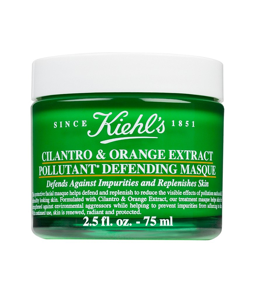 Kiehl´s Cilantro & Orange Extract Pollutant Defending Masque