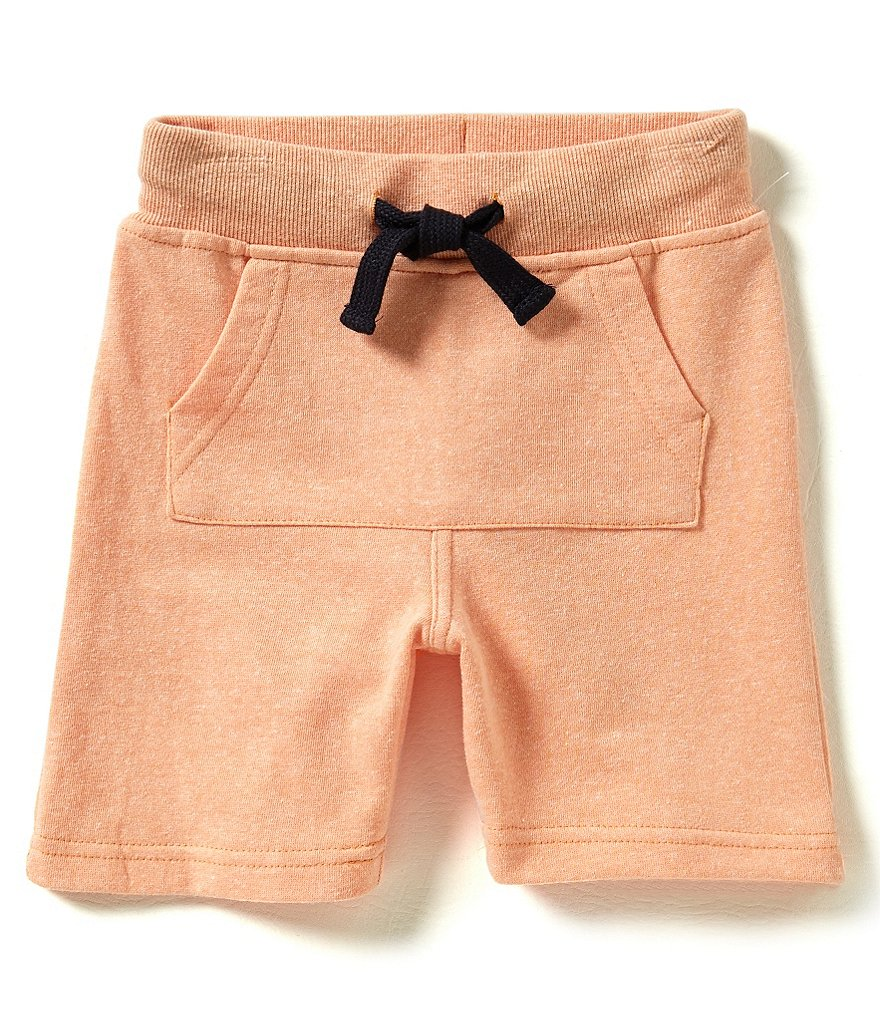 First Wave Little Girls 2T-7 Pull-On Shorts