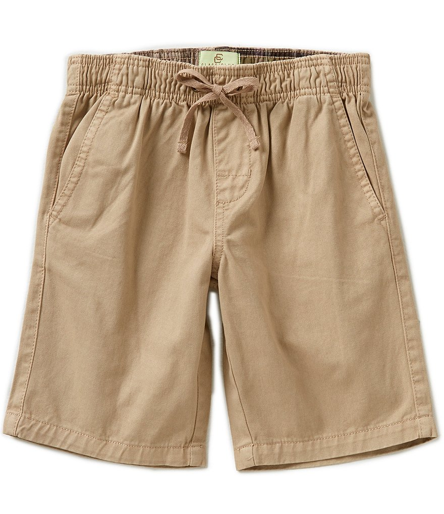 Class Club Little Boys 2T-7 Pull-On Shorts