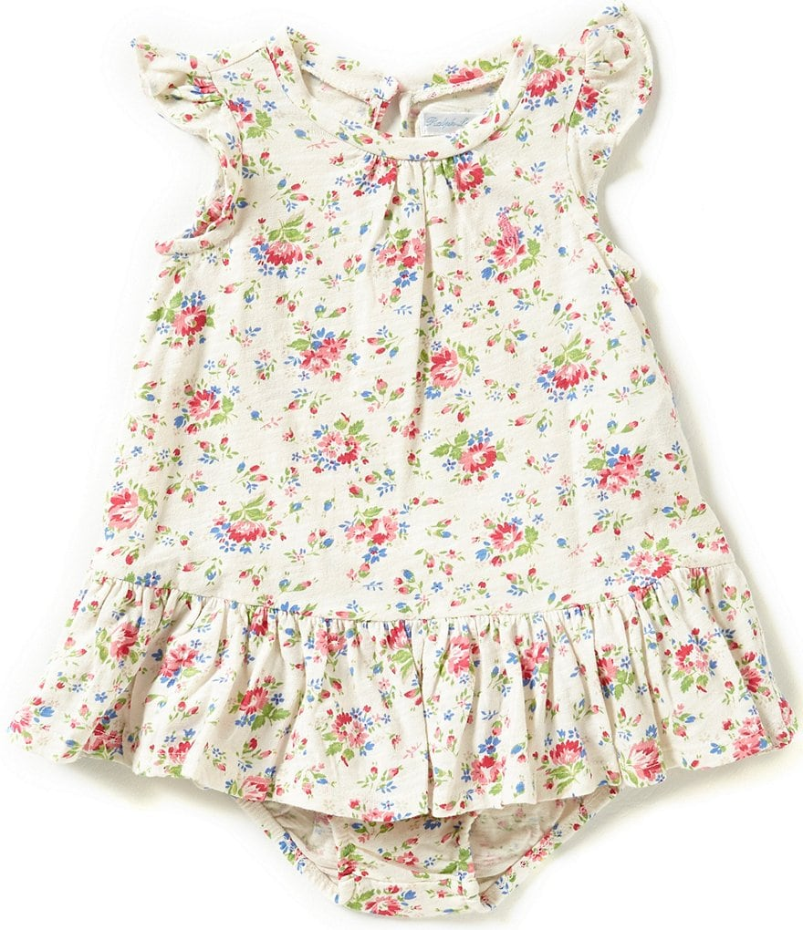 Ralph Lauren Childrenswear Baby Girls 3-24 Months Floral Dress