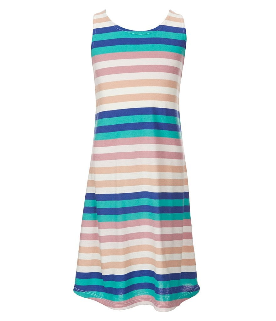 O´Neill Big Girls 7-16 Samantha Stripe Tank Dress