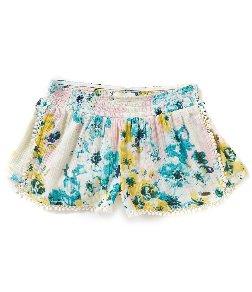O´Neill Big Girls 7-16 Mina Printed Soft Shorts