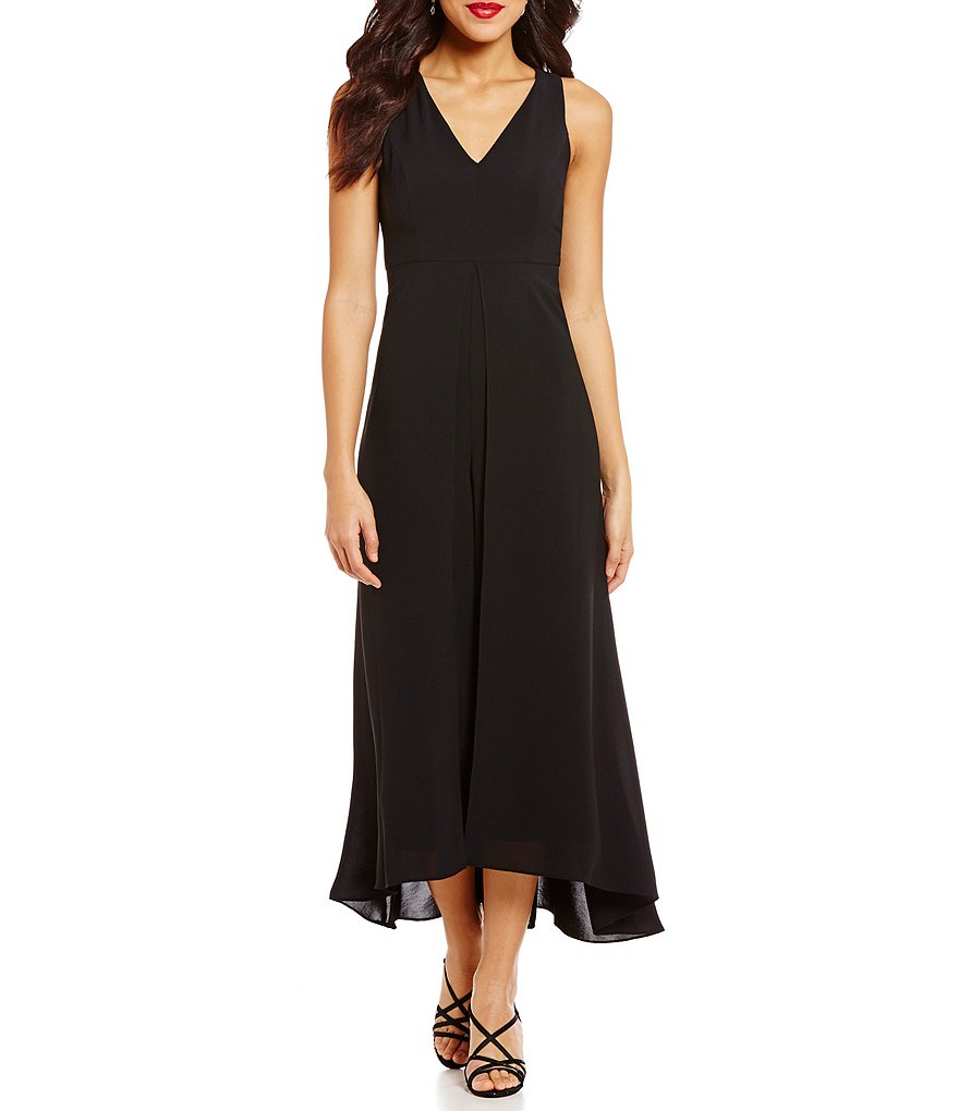 Adrianna Papell Flyaway Culotte Jumpsuit