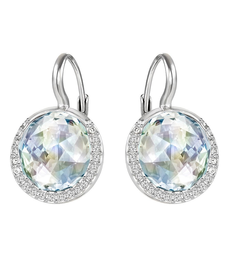 Swarovski Except Drop Earrings