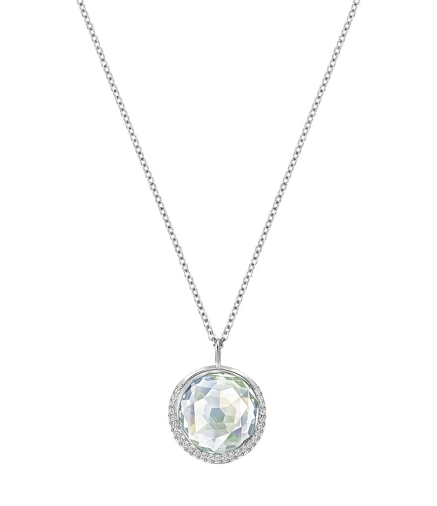 Swarovski Except Pendant Necklace