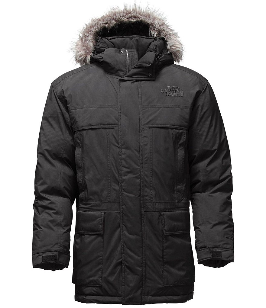 The North Face McMurdo Faux-Fur Hood Waterproof Parka II Coat