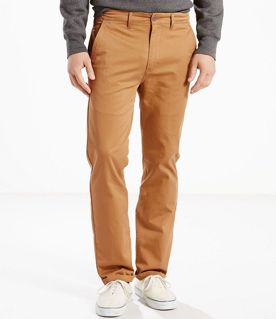 Levi´s® Straight Chino Stretch Twill Pants