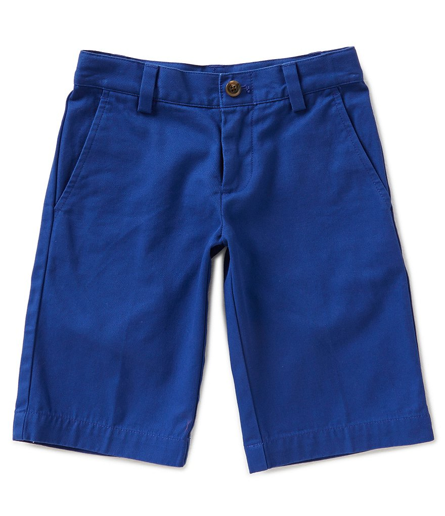 Brooks Brothers Little Boys 4-20 Non-Iron Chino Shorts