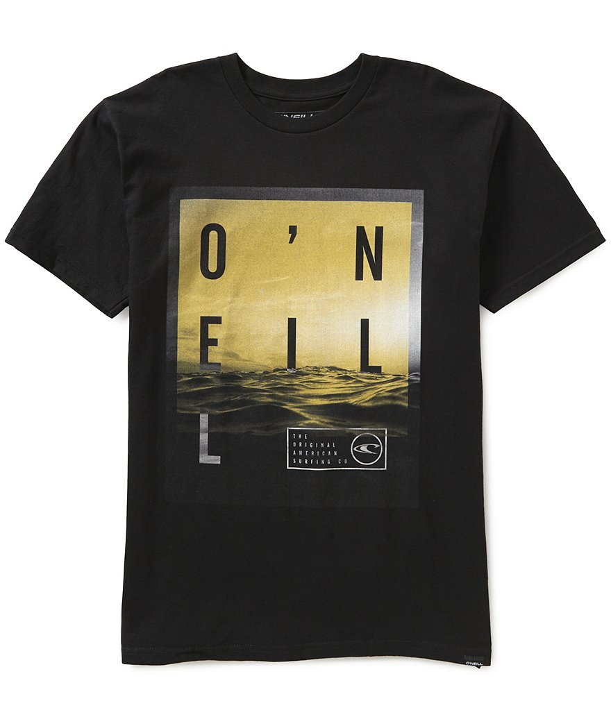 O´Neill Horizon Graphic Short-Sleeve Crewneck Tee