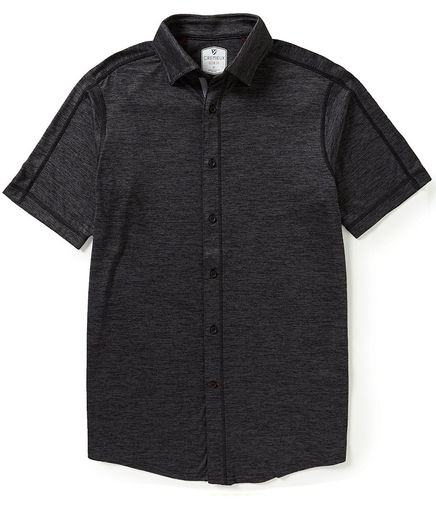 Cremieux Performance Jersey Polo Shirt