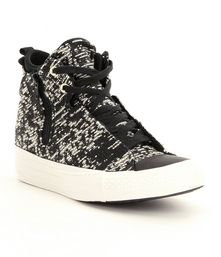 Converse Women´s Selene Winter Knit Hi-Top Sneakers