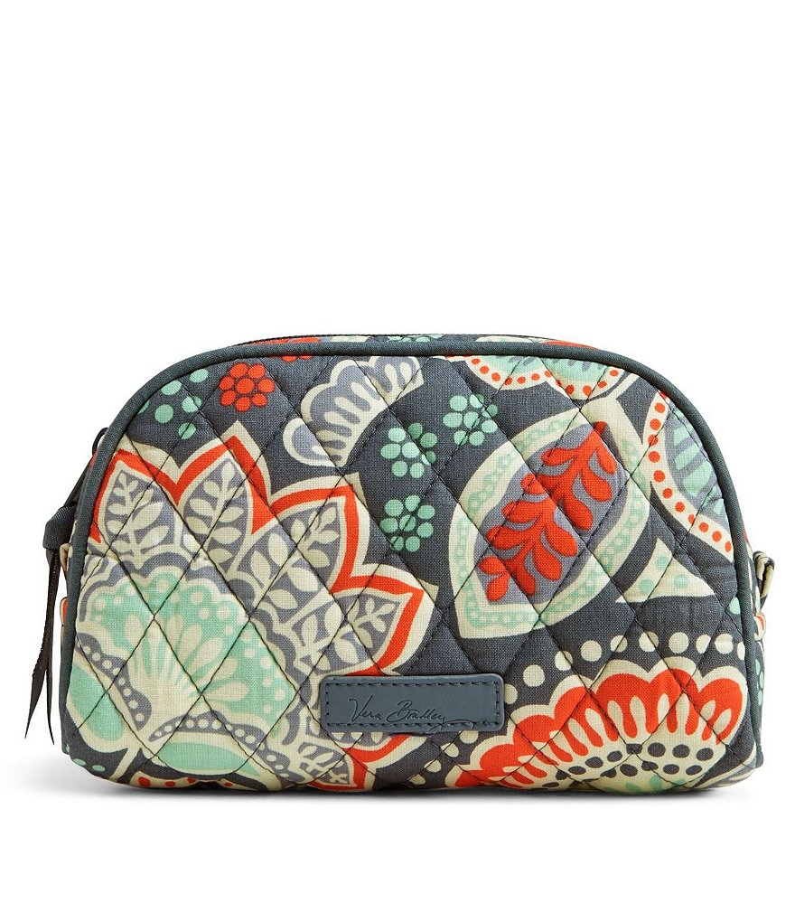 Vera Bradley Small Zip Cosmetic Bag