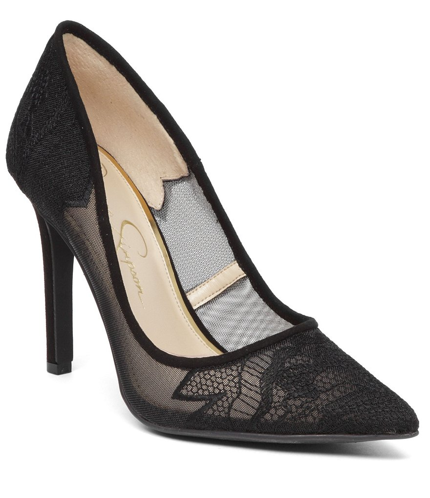 Jessica Simpson Camba Pumps
