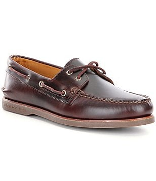 Sperry Men´s Gold Authentic Original 2-Eye Boat Shoes