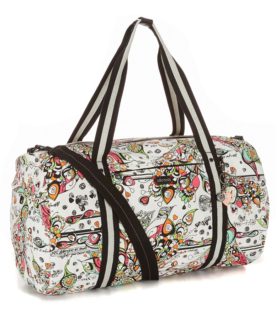 Sakroots Artist Circle Extra-Large Duffel Bag