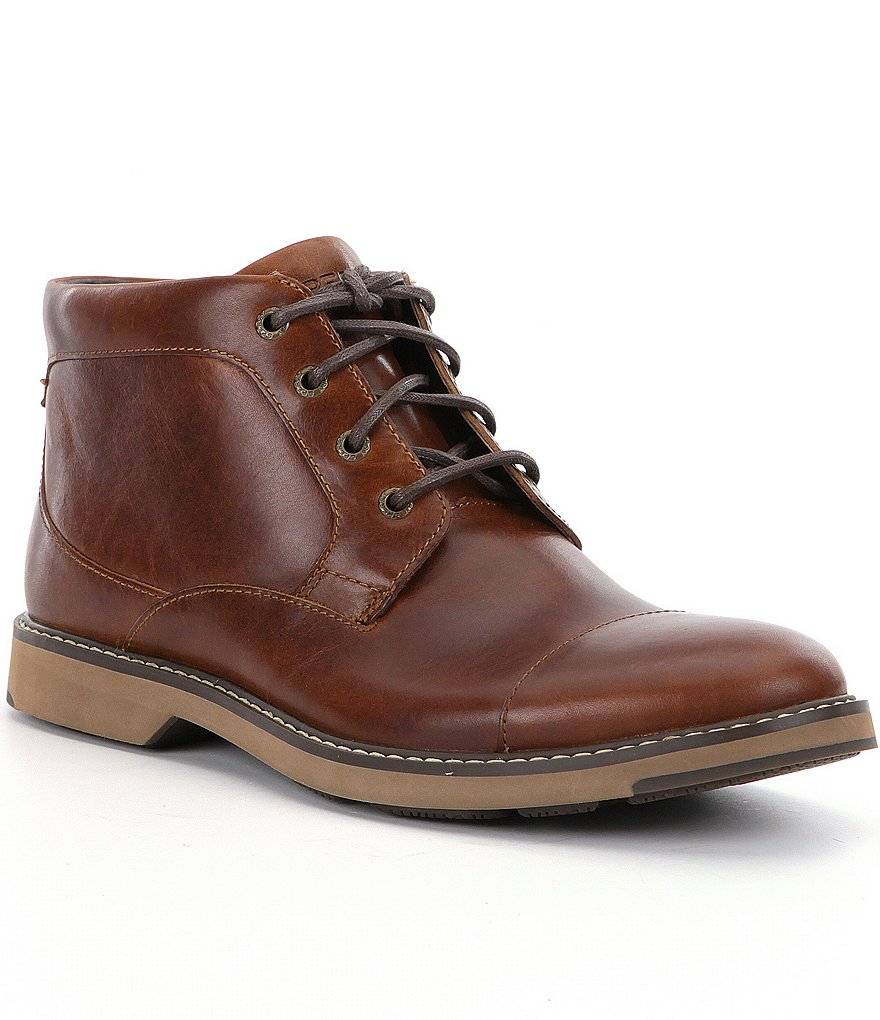Sperry Men´s Commander Leather Chukka Boots