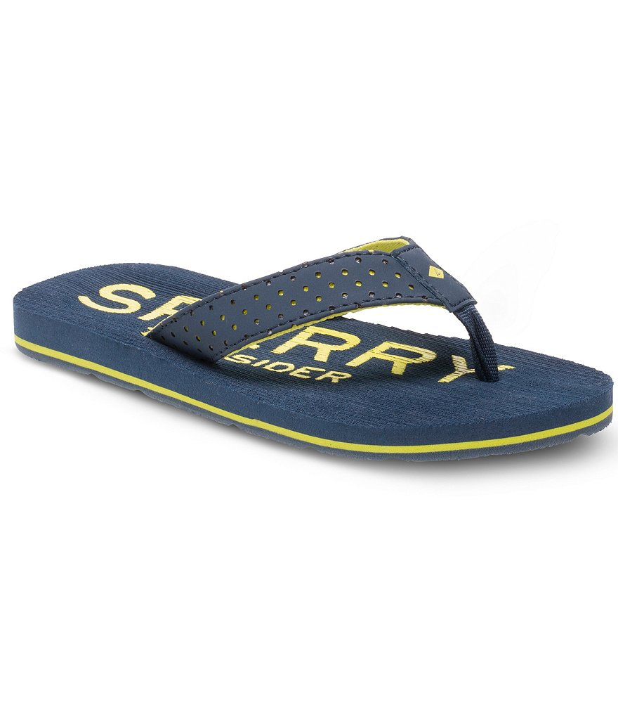 Sperry Boys´ Topsail 3 Flip Flops