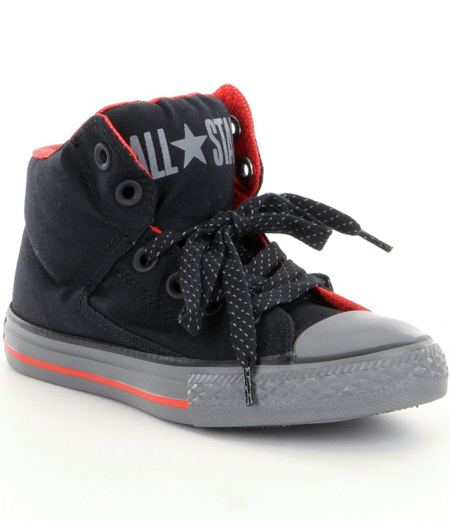 Converse Boys´ Chuck Taylor® Hi Street High Top Sneakers