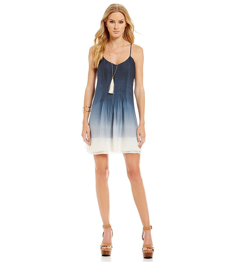Sanctuary Spring Fling High-Low Sleeveless Dress