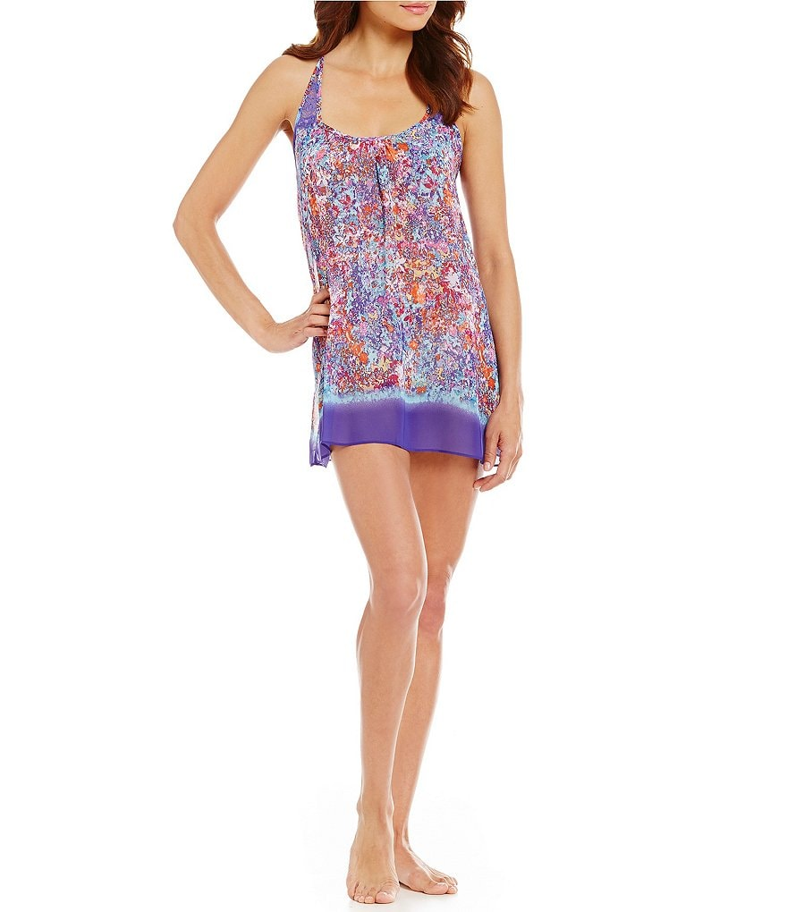 In Bloom by Jonquil Electricity Floral Chemise
