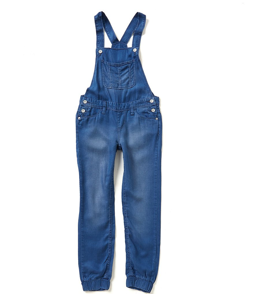 Levi´s Big Girls 7-16 Lily Lightweight Overalls