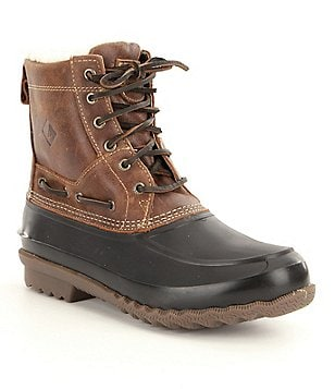 Sperry Men´s Decoy Shearling Waterproof Boots