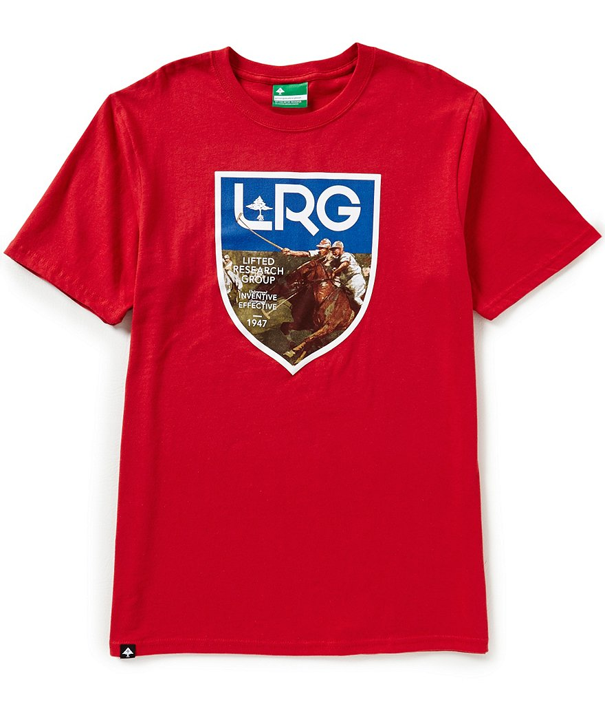 LRG Fare Game Short-Sleeve Graphic Tee
