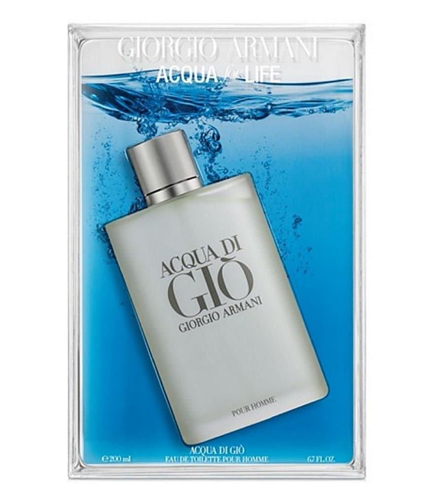 Giorgio Armani Acqua di Gio For Life Limited-Edition Eau de Toilette