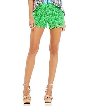 Gianni Bini Sekka Lace Shorts