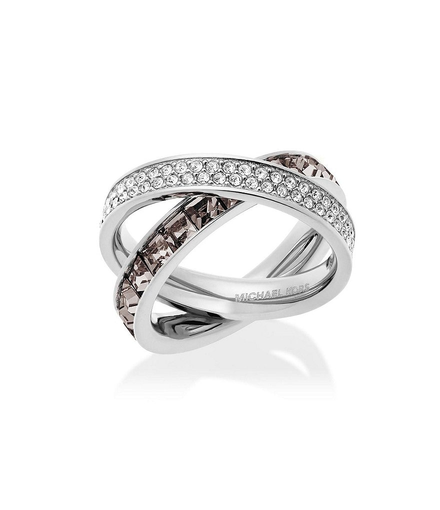 Michael Kors Criss-Cross Ring