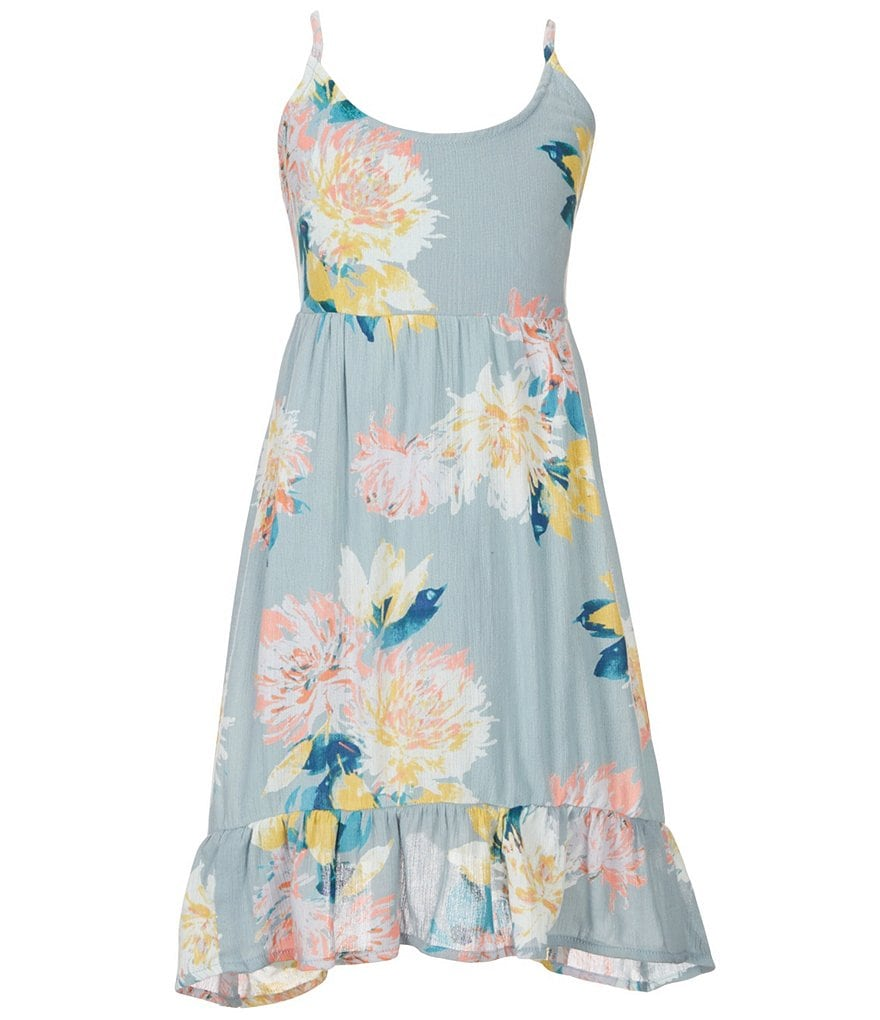 O´Neill Big Girls 7-16 Jasmina Gauze A-Line Dress