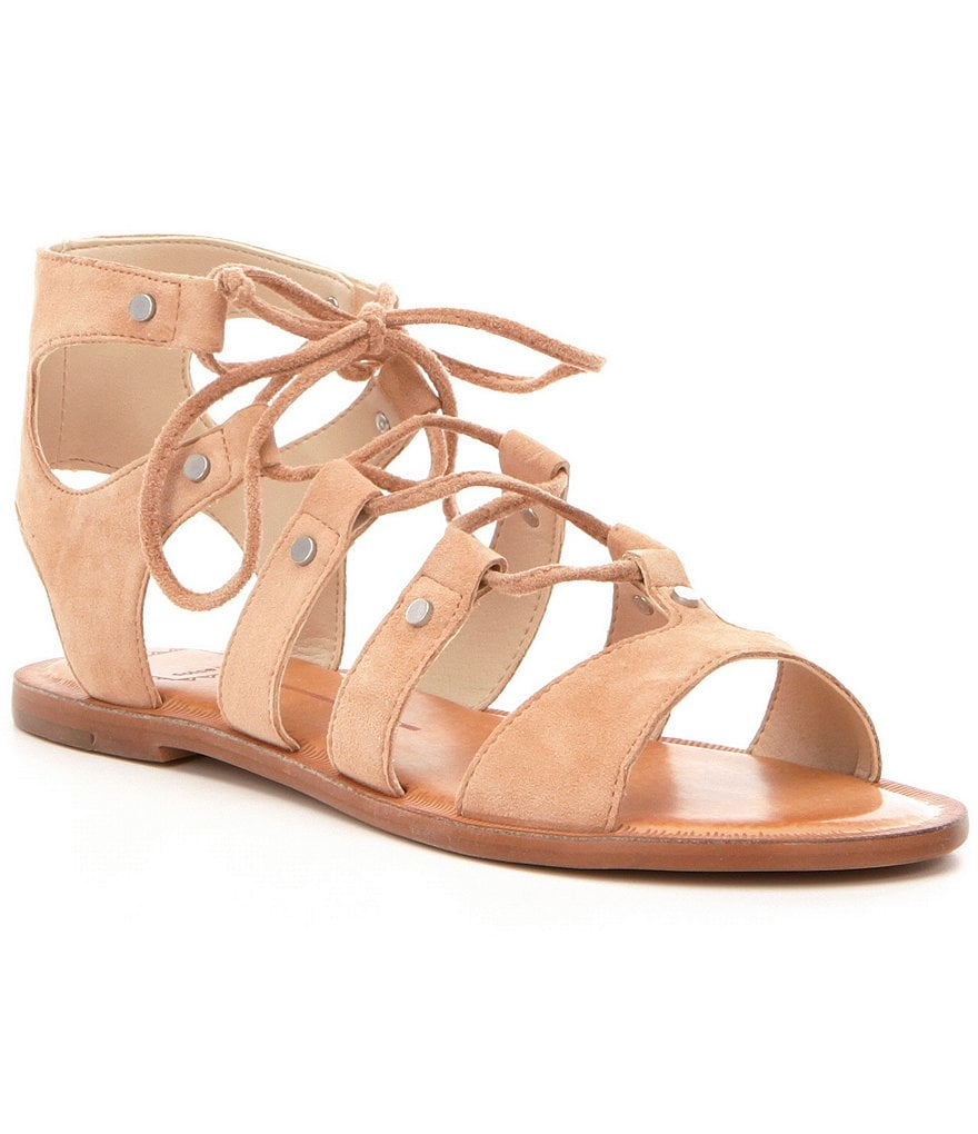 Flat sandals - Dolce Vita Jasmyn Ghillie Flat Sandals