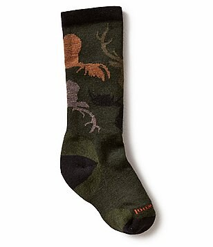 SmartWool Camouflage Over-the-Calf Socks