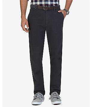 Nautica Slim-Fitting Stretch Moleskin Utility Pants