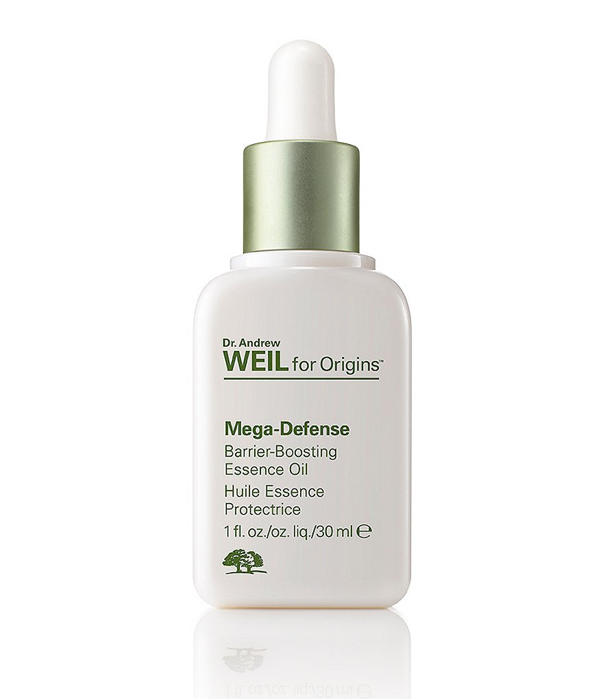 Origins Dr. Andrew Weil for Origins Mega-Defense Barrier-Boosting Essence Oil