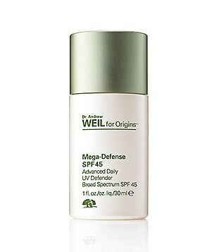Origins Dr. Andrew Weil for Origins Mega-Defense Advanced Daily UV Defender SPF 45