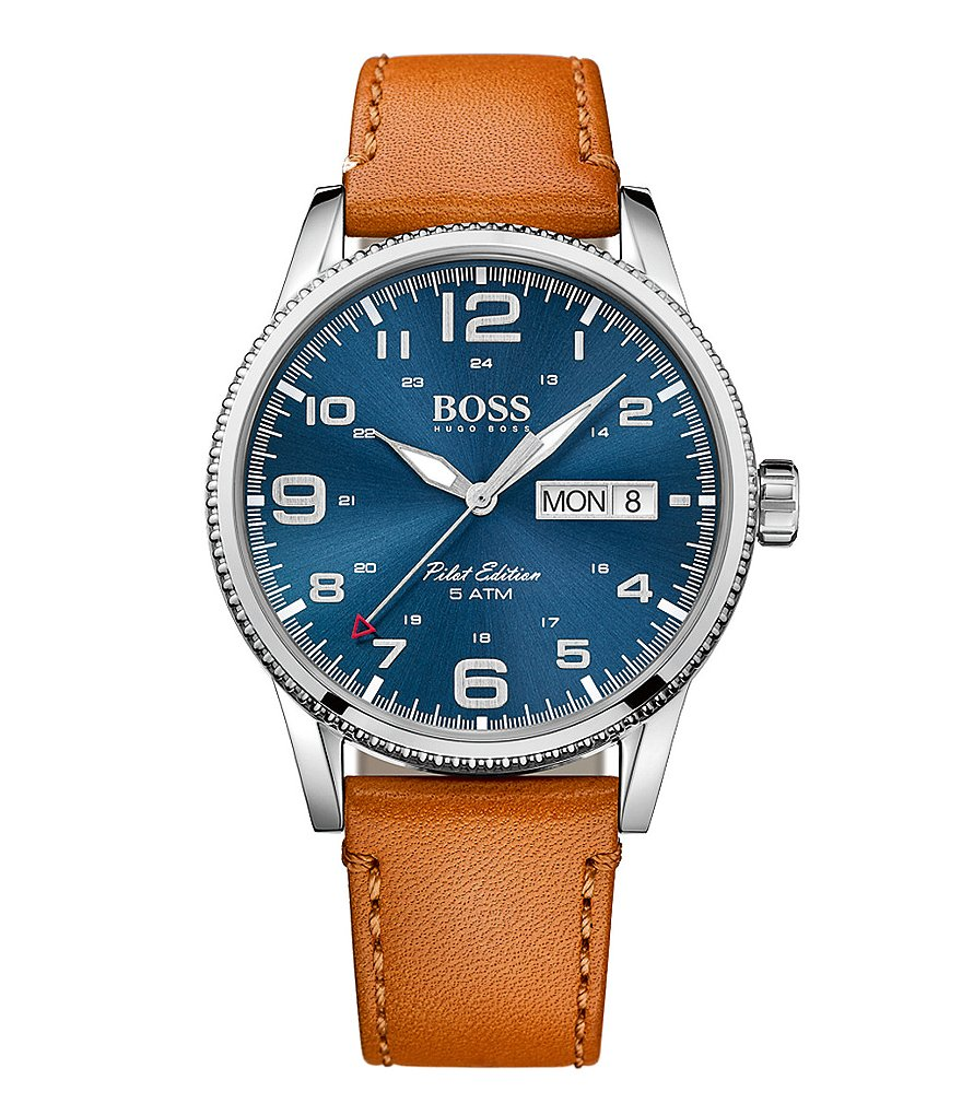 BOSS Pilot Chronograph & Date Watch