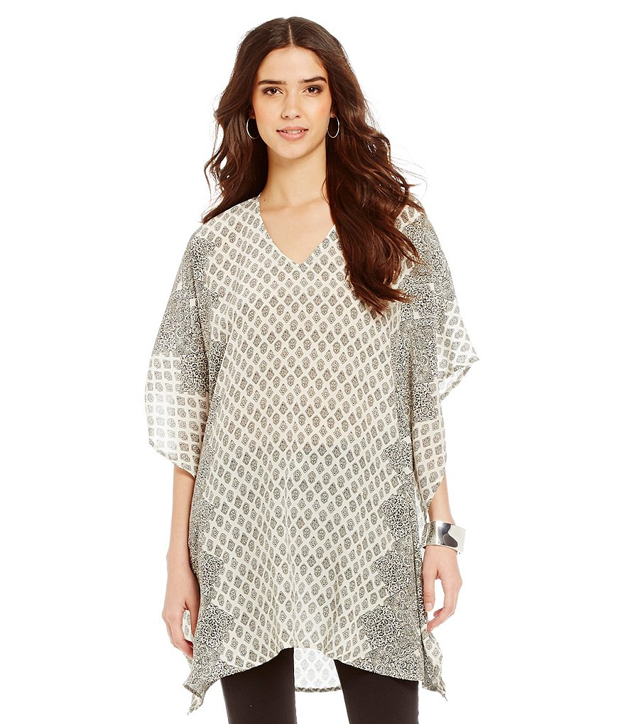 Tolani Nicky Tunic Dress